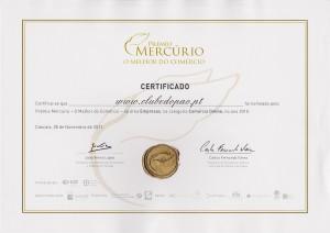 Prémio Mercúrio 2010